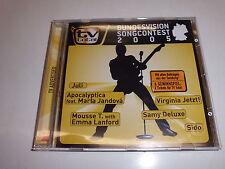 Cd  TV Total - Bundesvision Song Contest 2005 von Various