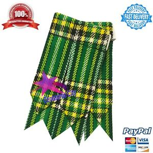Details about CC Scottish Kilt Hose Sock Flashes Irish Tartan/Kilt Hose  Flashes/Kilt Flashes
