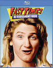 Fast Times at Ridgemont High (Blu-ray Disc, 2016)