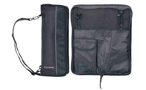 Stick bag Housse baguettes batterie GEWA 231100 GIG BAG PREMIUM NEW Black