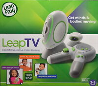Leap Frog Leap Tv Educational Active Video Gaming (31511)