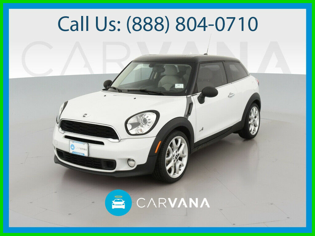 2013 Mini Paceman Cooper S ALL4 Hatchback 2D