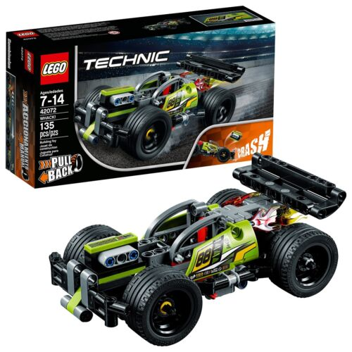 LEGO Technic WHACK 135 Piece 42072 Building Kit Toy For Kids