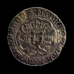 Henry V Groat (HHC5848)