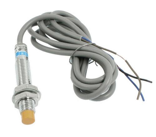 LJ8A3-2-Z//BX 2mm Tubular induktiver Näherungssensor Schalterdetektor NPN DC 6-36