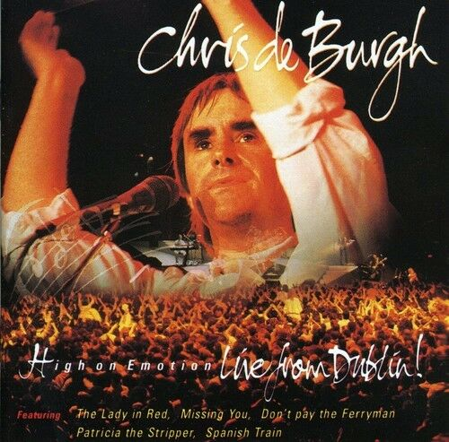 1 of 1 - Chris de Burgh - High on Emotion - Live from Dublin [New CD] Germany - Import