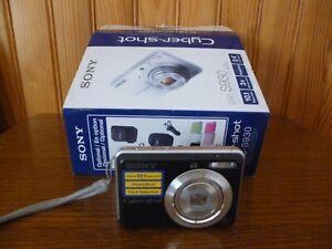 Appareil-photo compact numérique Sony Cyber shot  DSC-S 930 Occasion