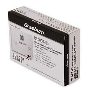 Image Is Loading Braeburn 1200nc Digital 2h 1c Non Programmable Tamper