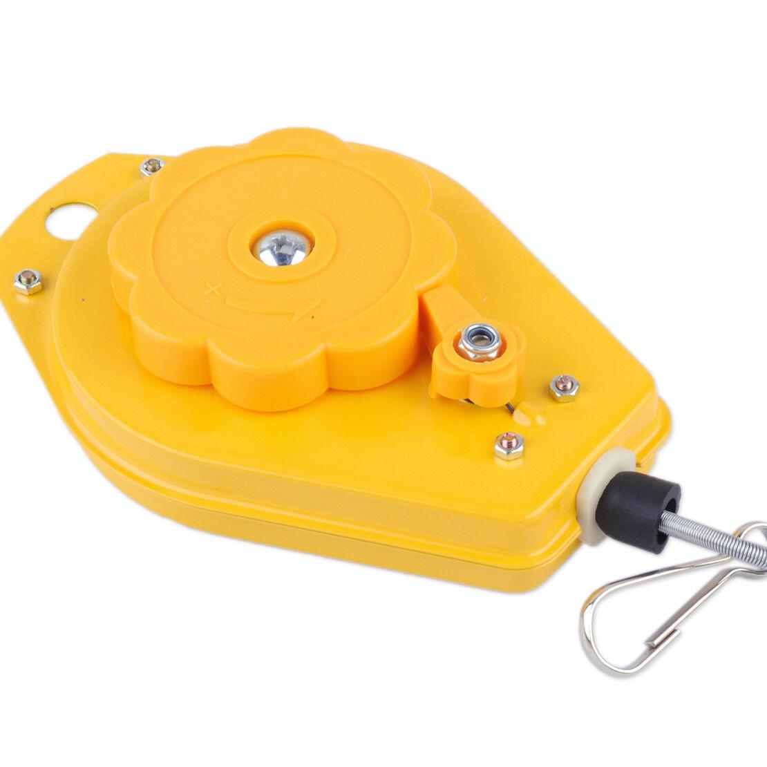 Einziehbar Federzug Balancer 3 Drahtseil Spring Balancer Fließband Werkzeug