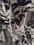Heine-Kaleidoscope-Size-14-16-Black-White-Print-Maxi-DRESS-Summer-Holiday-70 miniatuur 4