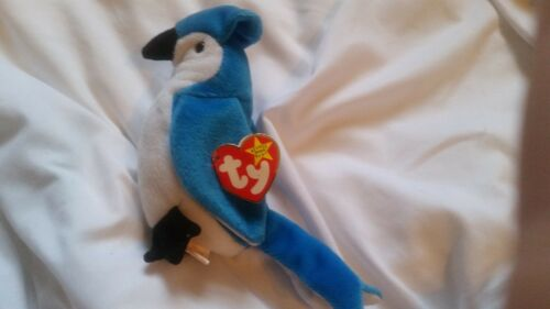 rocket Beanie Baby three errors