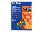Brother Premium Fotopapier 29.7x21 Cm 20 Blatt