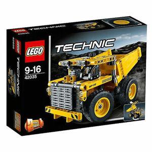LEGO-TECHNIC-42035-Muldenkipper-NEU-OVP