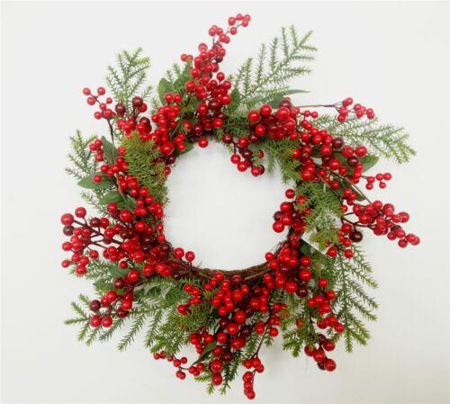 CORONA DI NATALE naturali Ghirlanda Natale Festa A Casa Regali presenta Decorazioni Albero