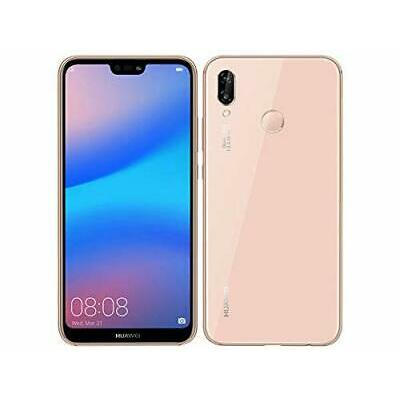 New Huawei P20 Lite 5.84inch Pink Double Camera SimFree Smartphone Japan EMS F/S