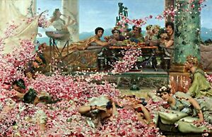 Roses-of-Heliogabalus-by-Lawrence-Alma-Tadema-History-Repro-on-Canvas-or-Paper