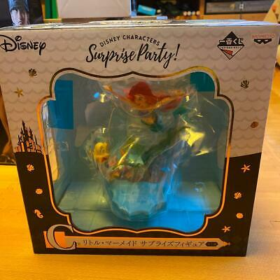 Disney Little Mermaid Ariel Surprise Figure Ichiban Kuji C Prize Banpresto NEW