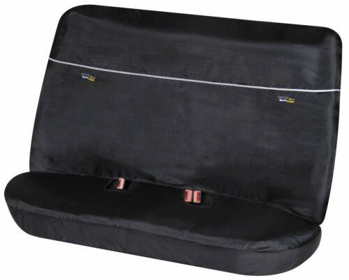 Rücksitzbankbezug Werkstattschoner Gurtführung Outdoor schwarz  Renault