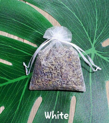 6 Lavender Sachets FRAGRANT Lavender buds Sachets// Bags favors FREE Ship