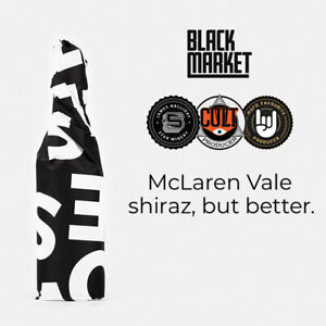Shiraz 2018 -Black Market Deal #33587 Red Wine pack of 12