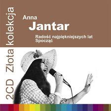 2CD ANNA JANTAR Złota kolekcja vol. 1 & 2