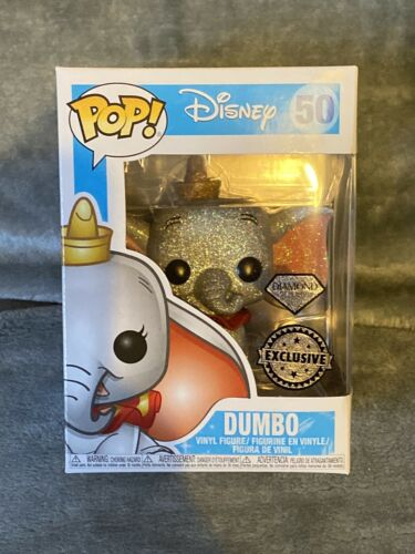 Funko Disney Dumbo Diamond Edition Pop