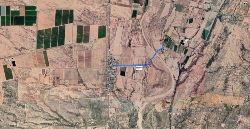 """VENTA Rancho """"Casa Blanca"""" en Zamora Sonora a 20 Minutos de Hermosillo"""
