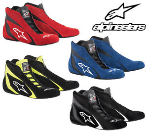 65cbea7f726f3 Alpinestars SP Race   Racing   Rally Boots Shoe Car FIA Approved ...