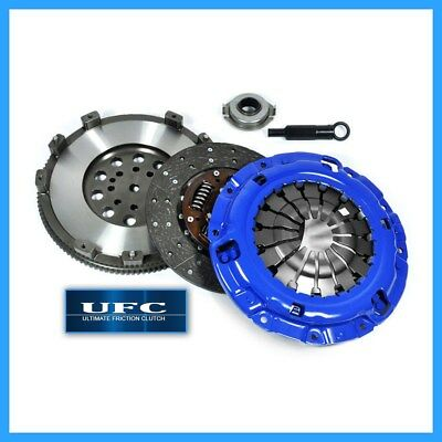 PPC PREMIUM CLUTCH KIT+CHROMOLY FLYWHEEL WORKS WITH 91-99 3000GT VR4 STEALTH R//T TWIN TURBO