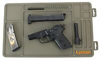 Lyman Products Essential Gun Maintenance Mat Oil Resistant Easy Clean - No Tax on sale