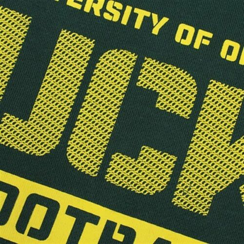 "Nike Oregon Ducks Practice Classic Hoodie Green /""Medium/"""