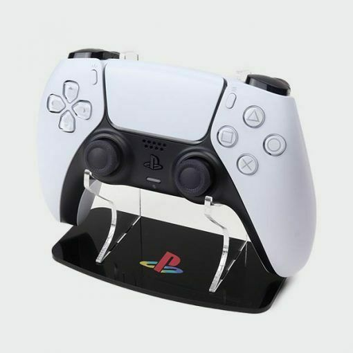 PlayStation 5 Controller Stand - Colour PS - Printed Acrylic - Display - Holder