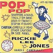 Rickie Lee Jones - Pop Pop (1995) CD