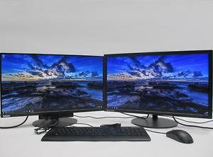 Details about Lenovo ThinkCentre M700 w/ 2x24