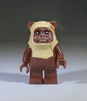 LEGO® STAR WARS™ 8038 PAPLOO™ Ewok Minifigure Battle Endor Ewok™ Village