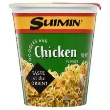 Suimin Chicken Noodle Noodle Cup 70g