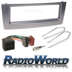 FIAT-GRANDE-PUNTO-RADIO-STEREO-GRUPPO-Fascia-Kit-Di-Montaggio-Adattatore-PIASTRA
