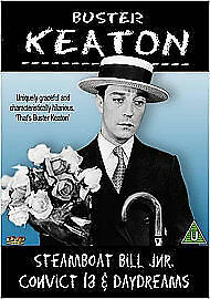 Buster Keaton-Steamboat Bill Jr. (DVD)