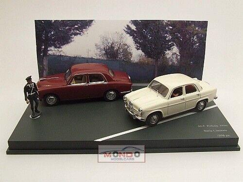 Alfa Romeo 1900  Giulietta Giulietta Giulietta Polizia 2018 1:43 Rio4318D Modellino Diecast 0e8bc4