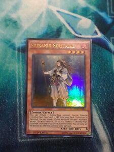 1st Edition Shiranui Solitaire MP17-EN082 Ultra Rare