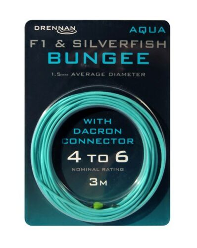 Brand New Drennan Bungee Latex Pole Elastic Complete Range Available