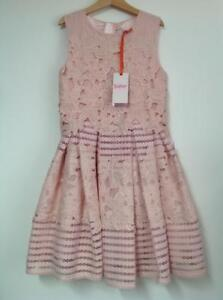 ef58e3576e2242 Baker by Ted Baker -  Girls  pink lace prom dress - BNWT - AGE 10