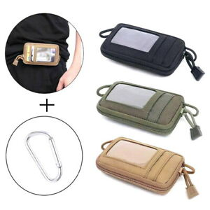 Waterproof-Pouch-Waist-Bag-Wallet-Mini-Pouch-Keychain-EDC-For-Key-Card-Phone