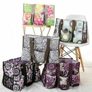 New-Thirty-One-Organizing-Utility-Tote-Top-Open-Handbags-Beach-31-Metro-bag