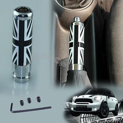 Car Union Jack HandBrake Parking Brake Cover Trim fit For Mini Cooper  R56