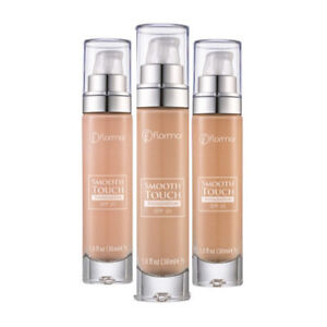 Flormar Smooth Touch Foundation With Lotus Amp Orchid Flower
