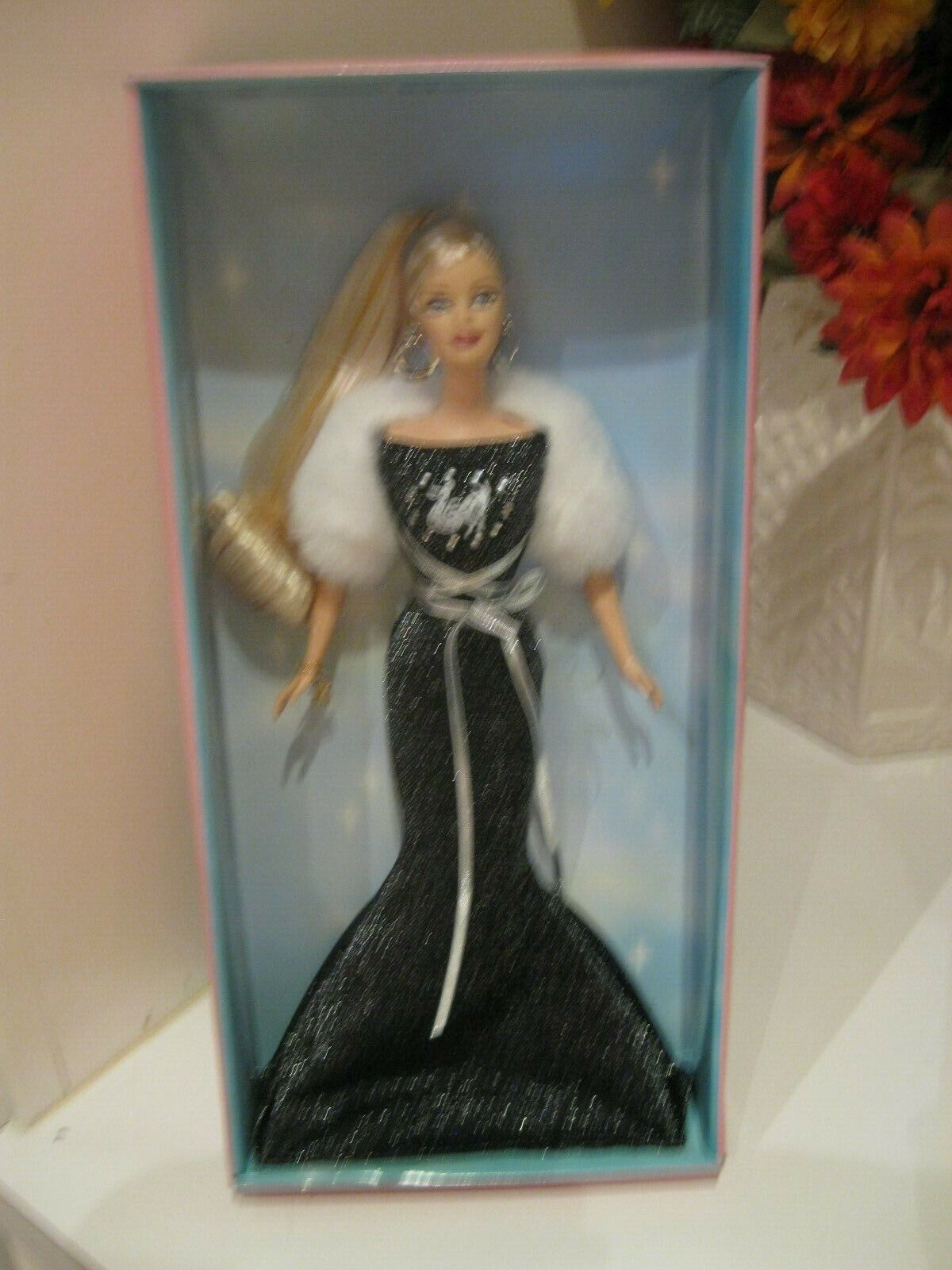 2004 Barbie Doll Astrological sign of Capricorn Collection Series