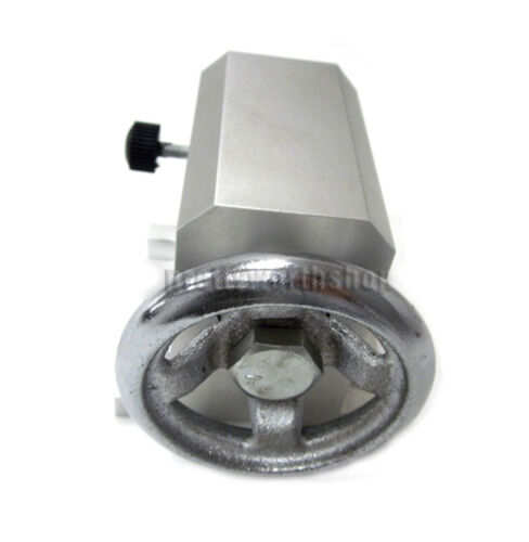 4th-Axis Router Rotational Rotary Axis 3-Jaw 80mm+Tailstock CNC F Style A-Axis