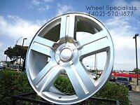 4 28x10 Texas Edition Chevrolet Silverado Oe Wheels 6x5.5 28 Rims 6x139.7