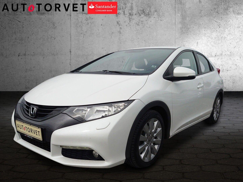 Honda Civic 1,8 i-VTEC Sport 5d